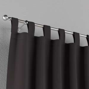 Tab top curtains 130 x 260 cm (51 x 102 inch) in collection Cotton Panama, fabric: 702-09