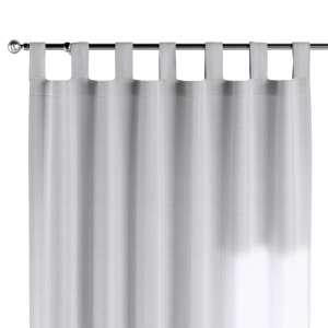 Zasłona na szelkach 1 szt. 1szt 130x260 cm w kolekcji Linen, tkanina: 392-03