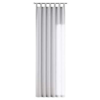 Gardin med hällor 1 längd 130 x 260 cm i kollektionen Linne, Tyg: 392-03