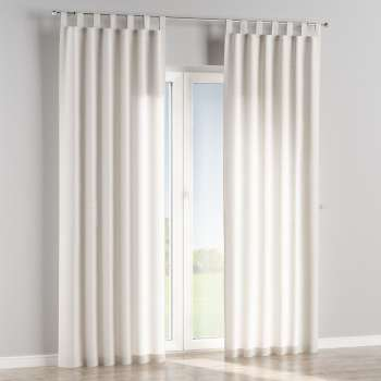 Tab top curtains in collection Linen, fabric: 392-04