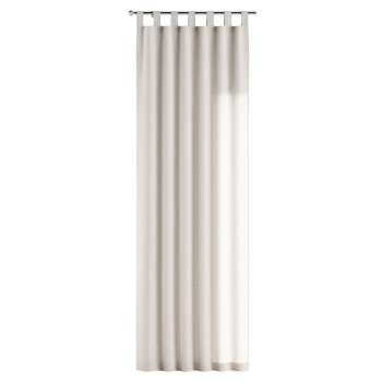 Závěs na poutkách 130 x 260 cm v kolekci Linen, látka: 392-04