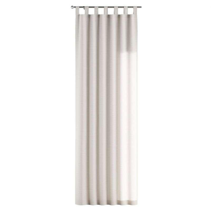 Gardin med stropper 1 stk. fra kolleksjonen Linen, Stoffets bredde: 392-04