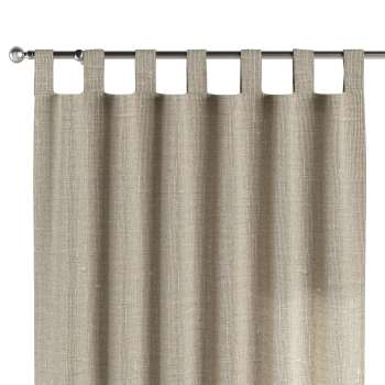 Tab top curtains 130 x 260 cm (51 x 102 inch) in collection Linen, fabric: 392-05