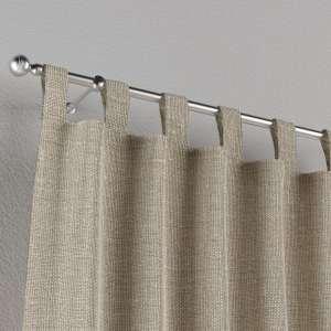 Zasłona na szelkach 1 szt. 1szt 130x260 cm w kolekcji Linen, tkanina: 392-05