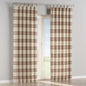 Tab top curtains 130 × 260 cm (51 × 102 inch) in collection Edinburgh, fabric: 115-80