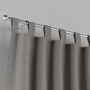 Gardin med hällor 1 längd 130 x 260 cm i kollektionen Edinburgh , Tyg: 115-81