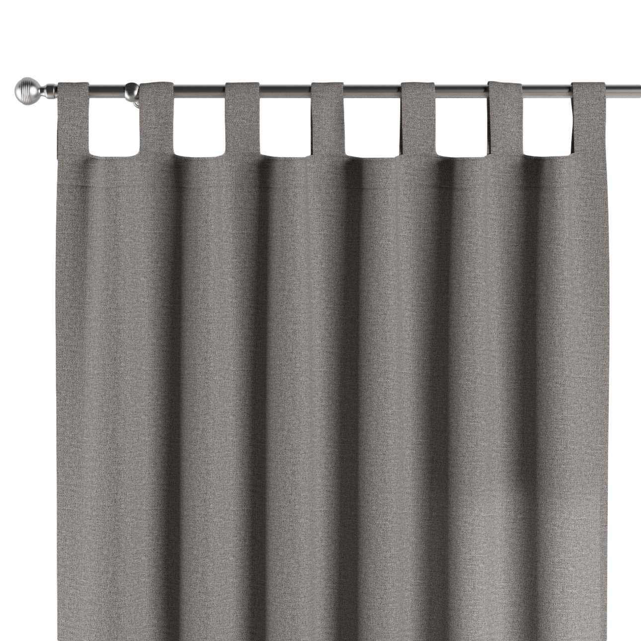 Tab top curtains 130 x 260 cm (51 x 102 inch) in collection Edinburgh, fabric: 115-81