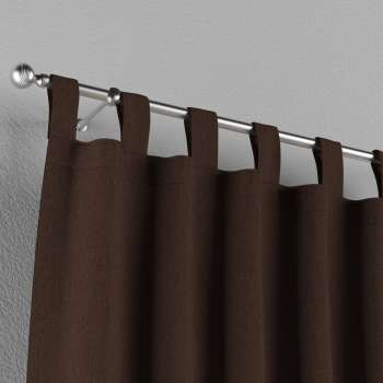 Tab top curtains 130 x 260 cm (51 x 102 inch) in collection Chenille, fabric: 702-18