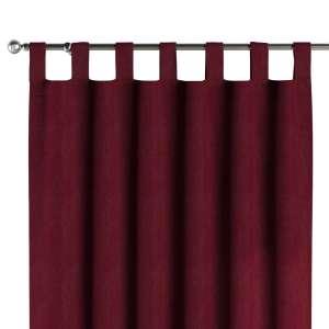 Gardin med stropper 130 x 260 cm fra kollektionen Chenille, Stof: 702-19