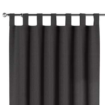 Gardin med hällor 1 längd 130 x 260 cm i kollektionen Chenille, Tyg: 702-20