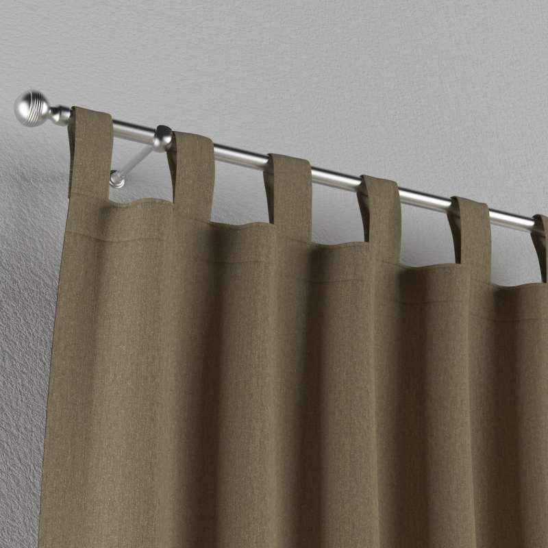 Záves na pútkach V kolekcii Chenille, tkanina: 702-21
