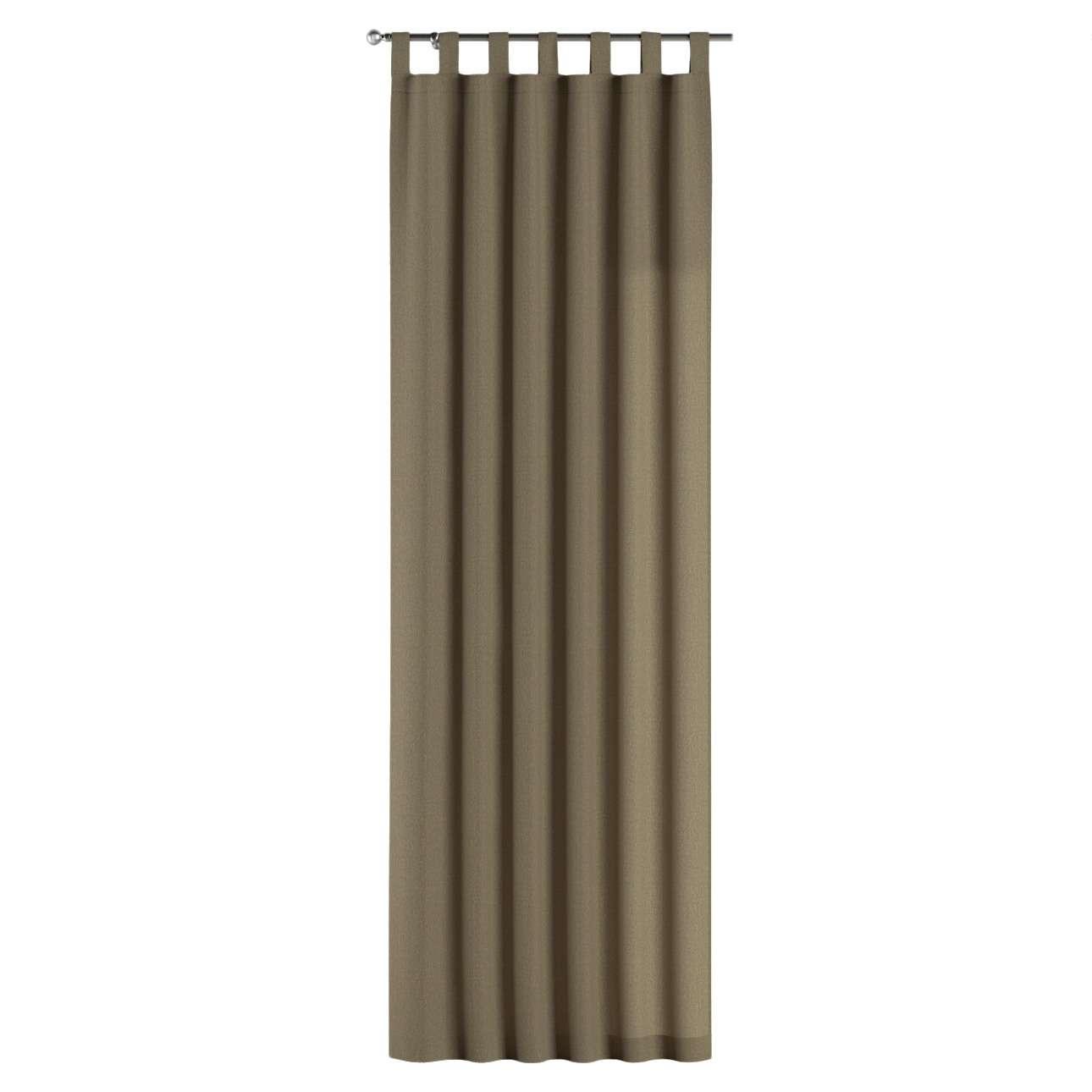 Füles függöny 130 x 260 cm a kollekcióból Bútorszövet CHENILLE, Dekoranyag: 702-21