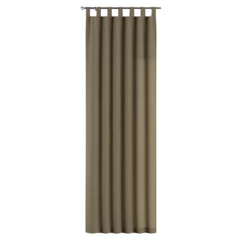 Zasłona na szelkach 1 szt. 1szt 130x260 cm w kolekcji Chenille, tkanina: 702-21