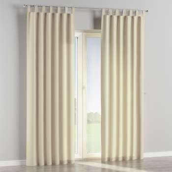 Tab top curtains in collection Chenille, fabric: 702-22