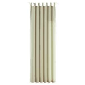Zasłona na szelkach 1 szt. 1szt 130x260 cm w kolekcji Chenille, tkanina: 702-22
