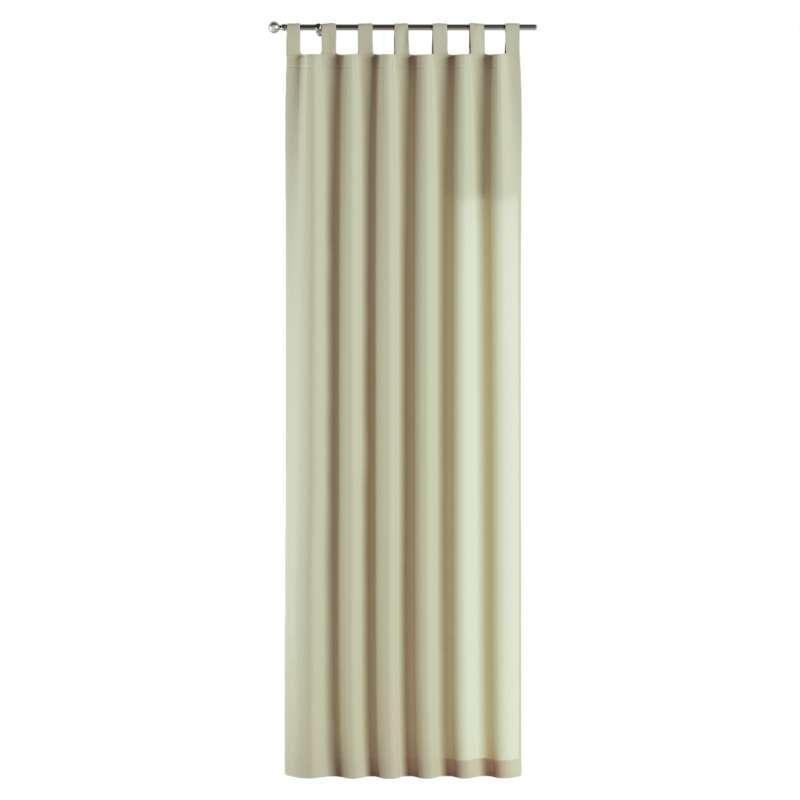 Zasłona na szelkach 1 szt. w kolekcji Chenille, tkanina: 702-22