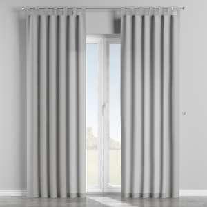 Gardin med hällor 1 längd 130 x 260 cm i kollektionen Chenille , Tyg: 702-23