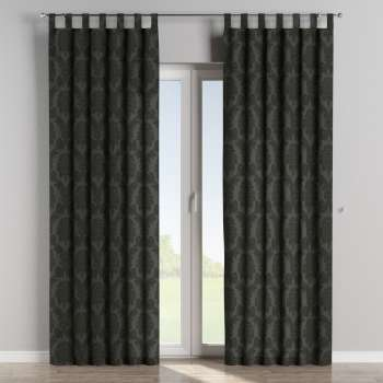 Tab top curtains 130 × 260 cm (51 × 102 inch) in collection Damasco, fabric: 613-32