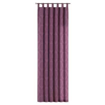 Gardin med stropper 1 stk. 130 × 260 cm fra kolleksjonen Damasco, Stoffets bredde: 613-75