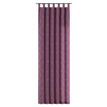 Tab top curtains in collection Damasco, fabric: 613-75