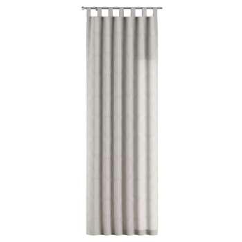Gardin med hällor 1 längd 130 x 260 cm i kollektionen Damasco, Tyg: 613-81