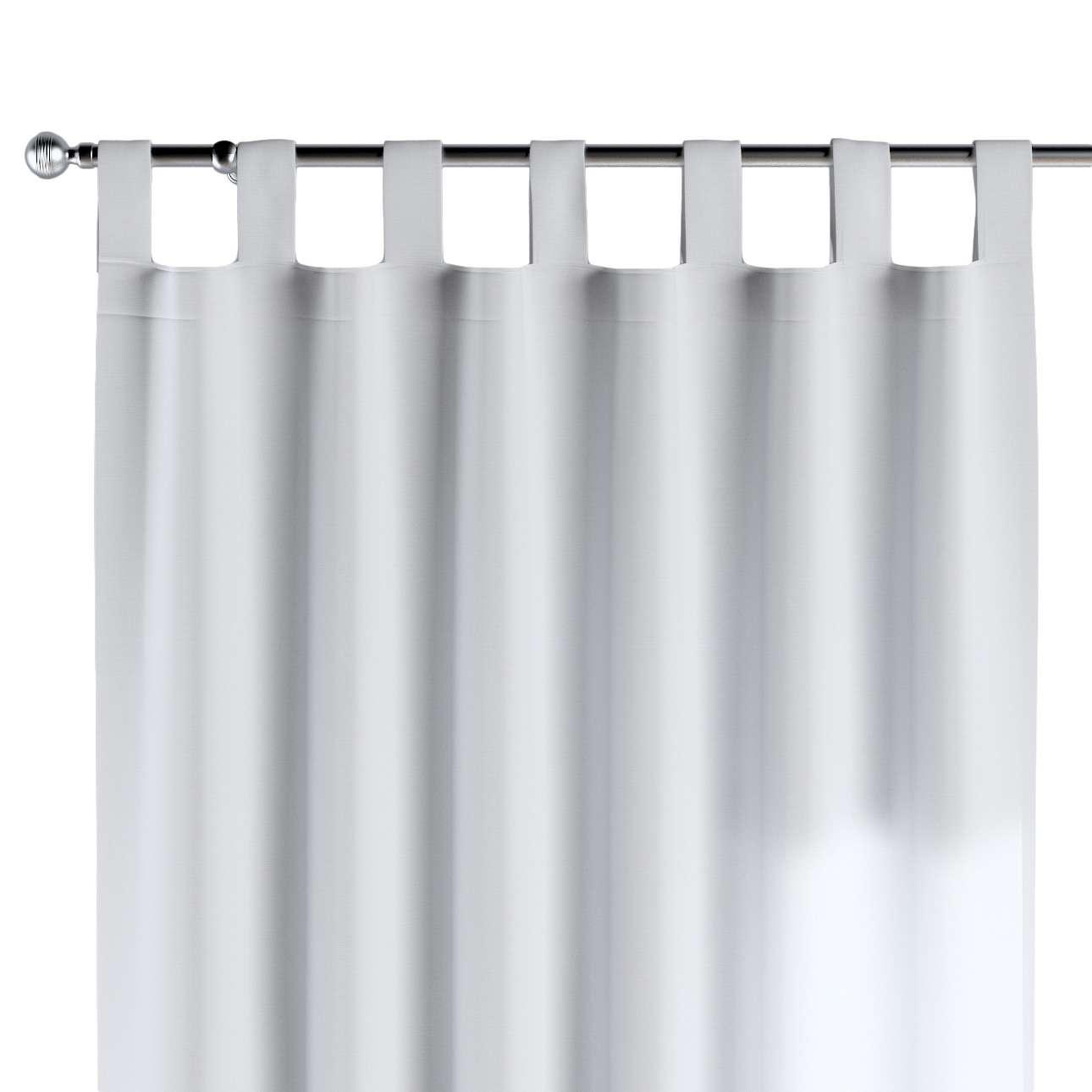 Zasłona na szelkach 1 szt. 1szt 130x260 cm w kolekcji Loneta, tkanina: 133-02