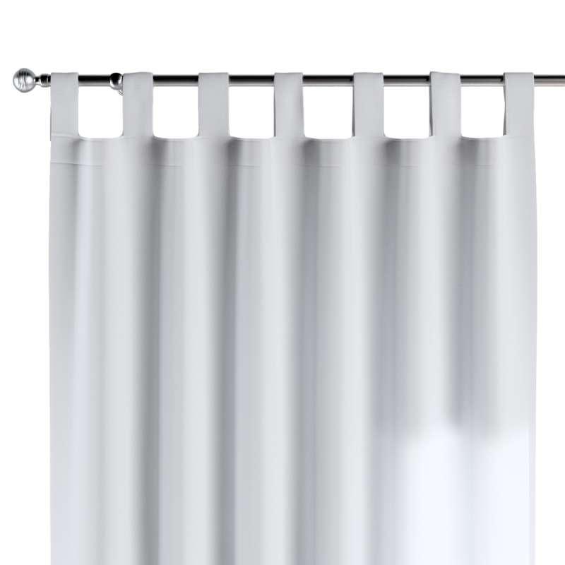 Zasłona na szelkach 1 szt. w kolekcji Loneta, tkanina: 133-02