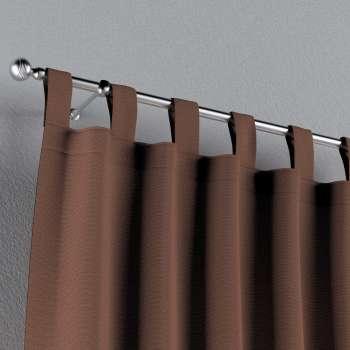 Zasłona na szelkach 1 szt. w kolekcji Loneta, tkanina: 133-09