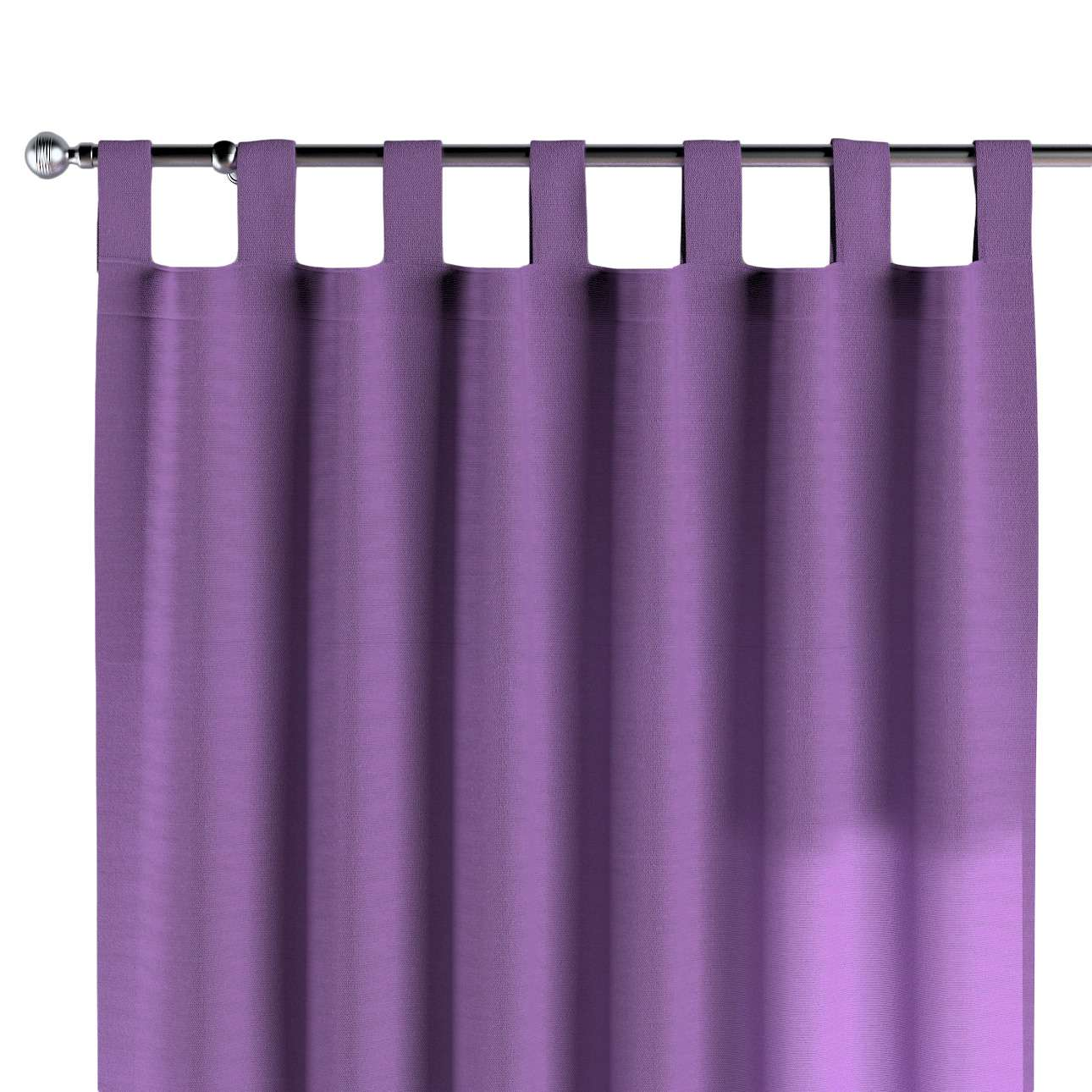 Tab top curtains in collection Loneta , fabric: 133-19