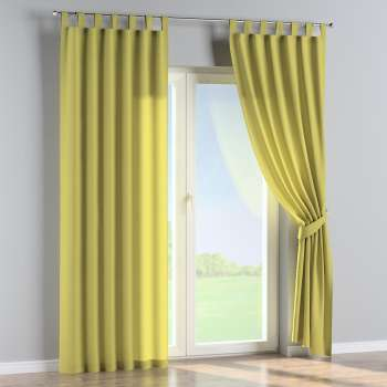 Tab top curtains 130 x 260 cm (51 x 102 inch) in collection Loneta , fabric: 133-23