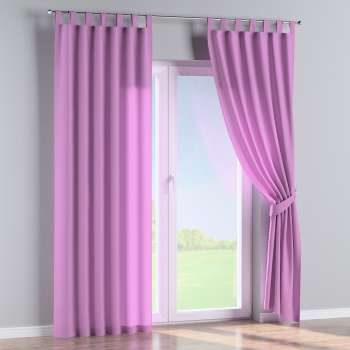 Tab top curtains in collection Loneta , fabric: 133-38