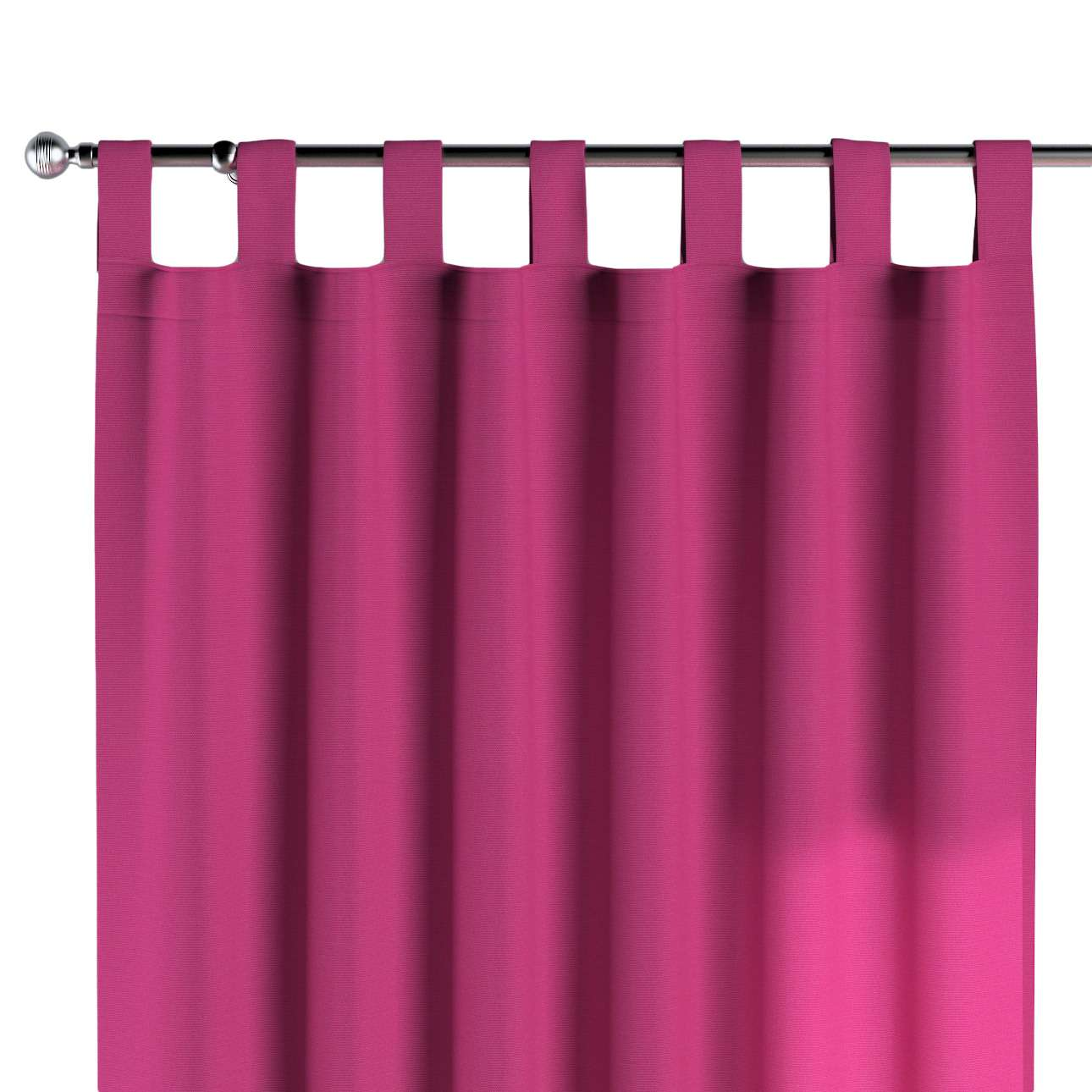 Tab top curtains 130 x 260 cm (51 x 102 inch) in collection Loneta , fabric: 133-60