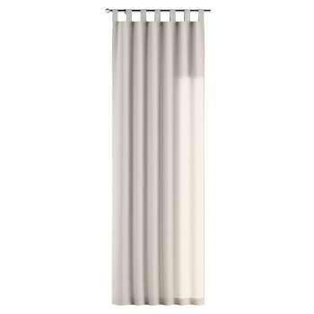 Gardin med stropper 1 stk. 130 × 260 cm fra kolleksjonen Loneta, Stoffets bredde: 133-65