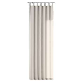 Zasłona na szelkach 1 szt. w kolekcji Loneta, tkanina: 133-65