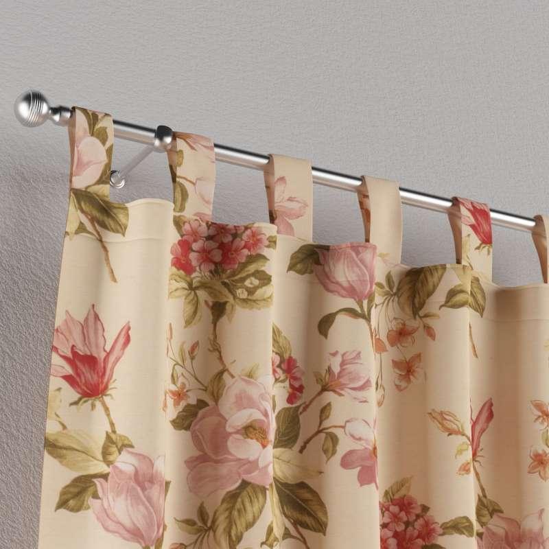 Záves na pútkach V kolekcii Londres, tkanina: 123-05