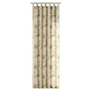 Zasłona na szelkach 1 szt. 1szt 130x260 cm w kolekcji Londres, tkanina: 123-65