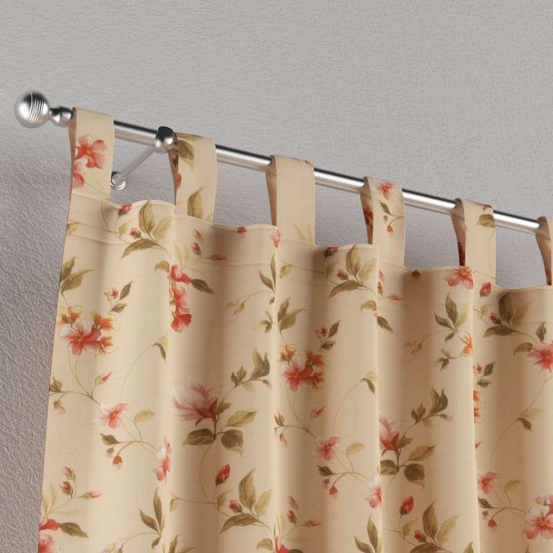 Záves na pútkach V kolekcii Londres, tkanina: 124-05