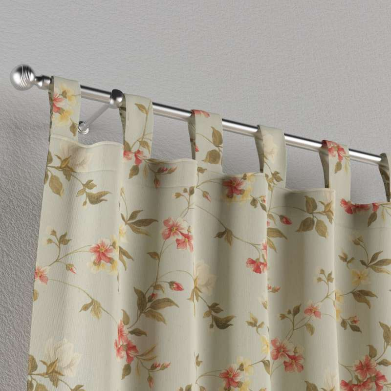 Záves na pútkach V kolekcii Londres, tkanina: 124-65