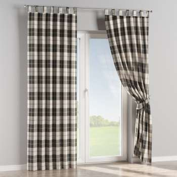 Tab top curtains 130 x 260 cm (51 x 102 inch) in collection Edinburgh, fabric: 115-74