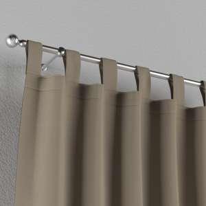 Gardin med hällor 1 längd 130 x 260 cm i kollektionen Panama Cotton , Tyg: 702-28