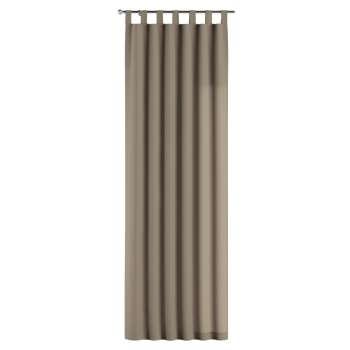 Gardin med stropper 1 stk. fra kollektionen Cotton Panama, Stof: 702-28