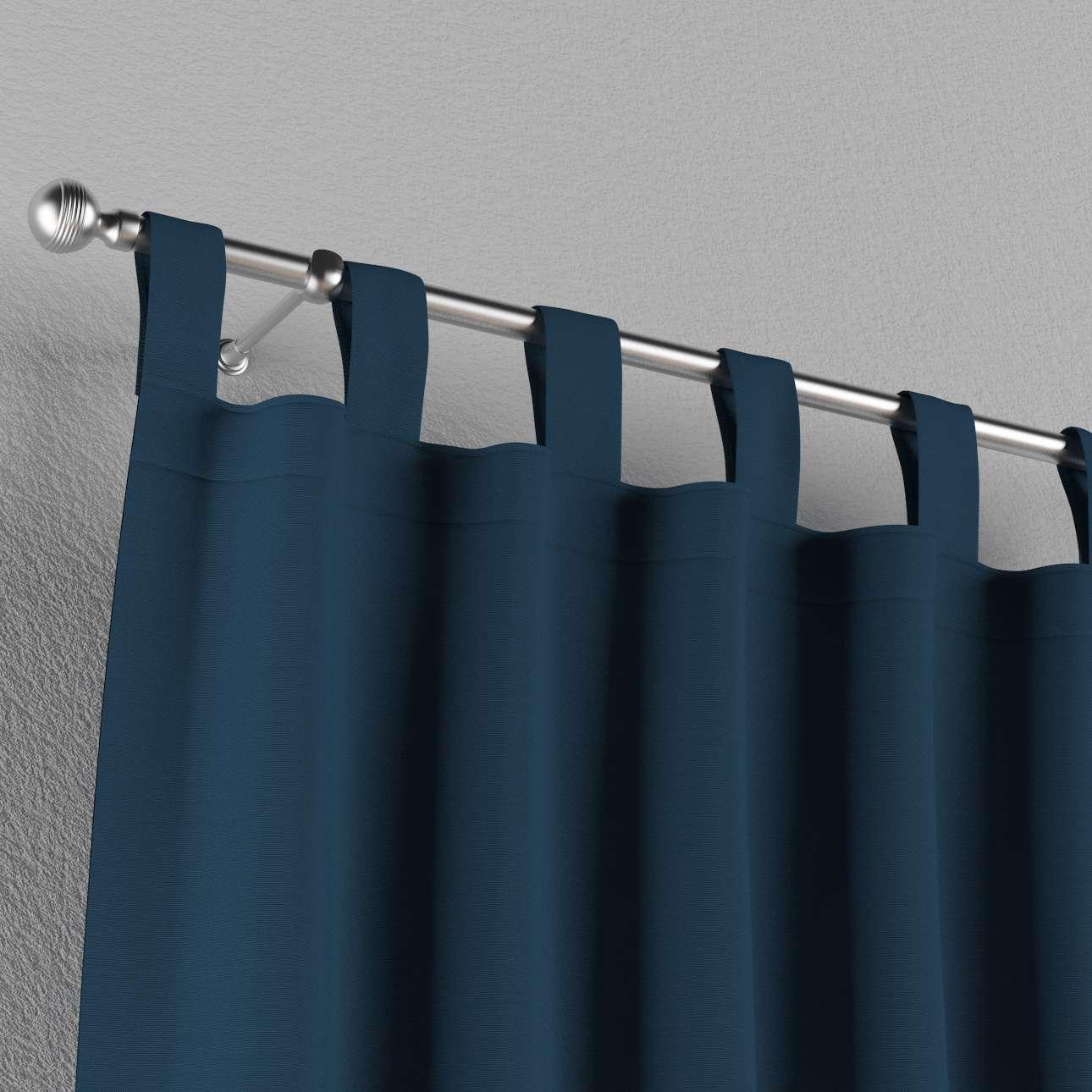 Záves na pútkach V kolekcii Cotton Panama, tkanina: 702-30