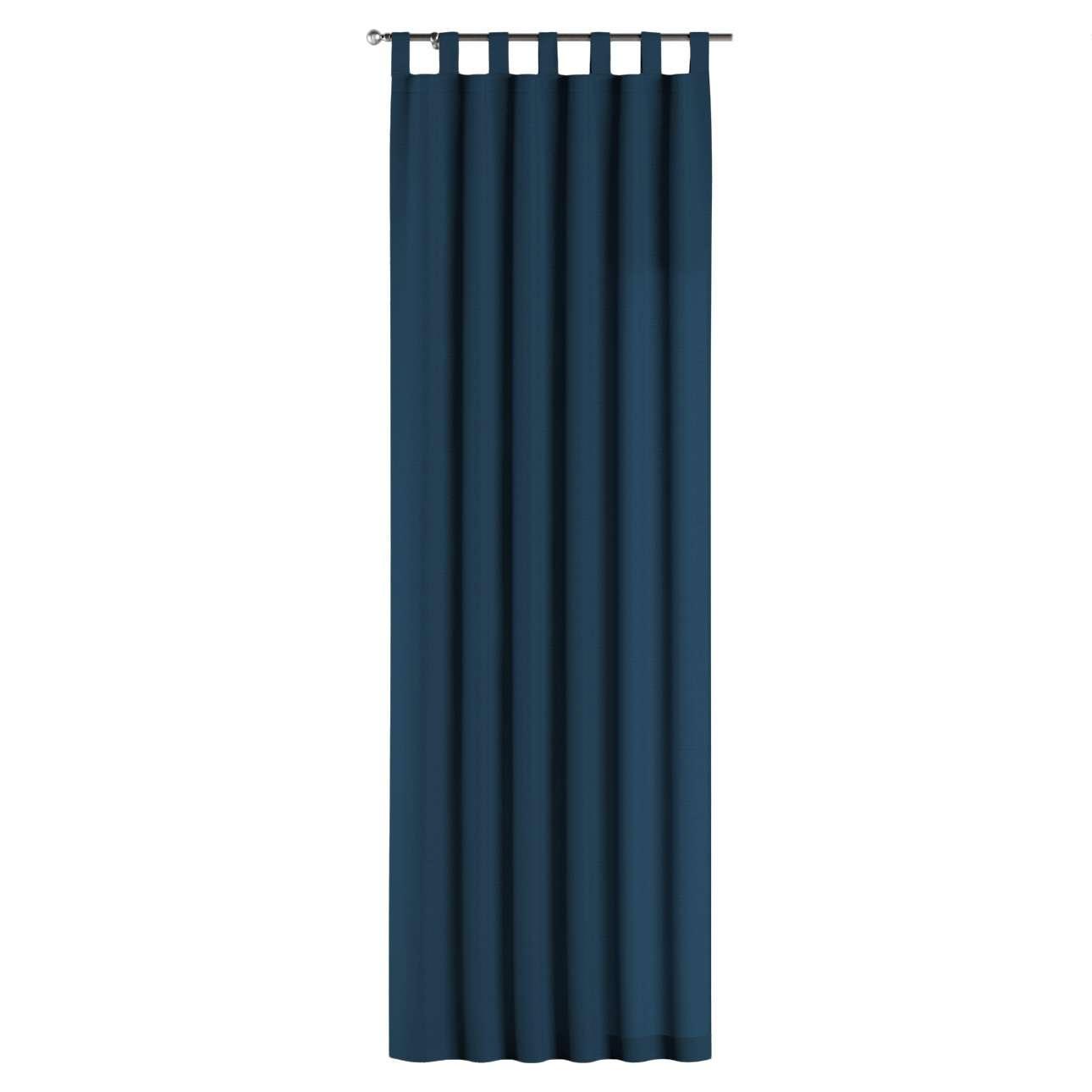 Kilpinio klostavimo užuolaidos 130 x 260 cm (plotis x ilgis) kolekcijoje Cotton Panama, audinys: 702-30