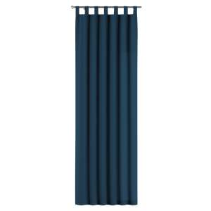 Gardin med hällor 1 längd 130 x 260 cm i kollektionen Panama Cotton , Tyg: 702-30