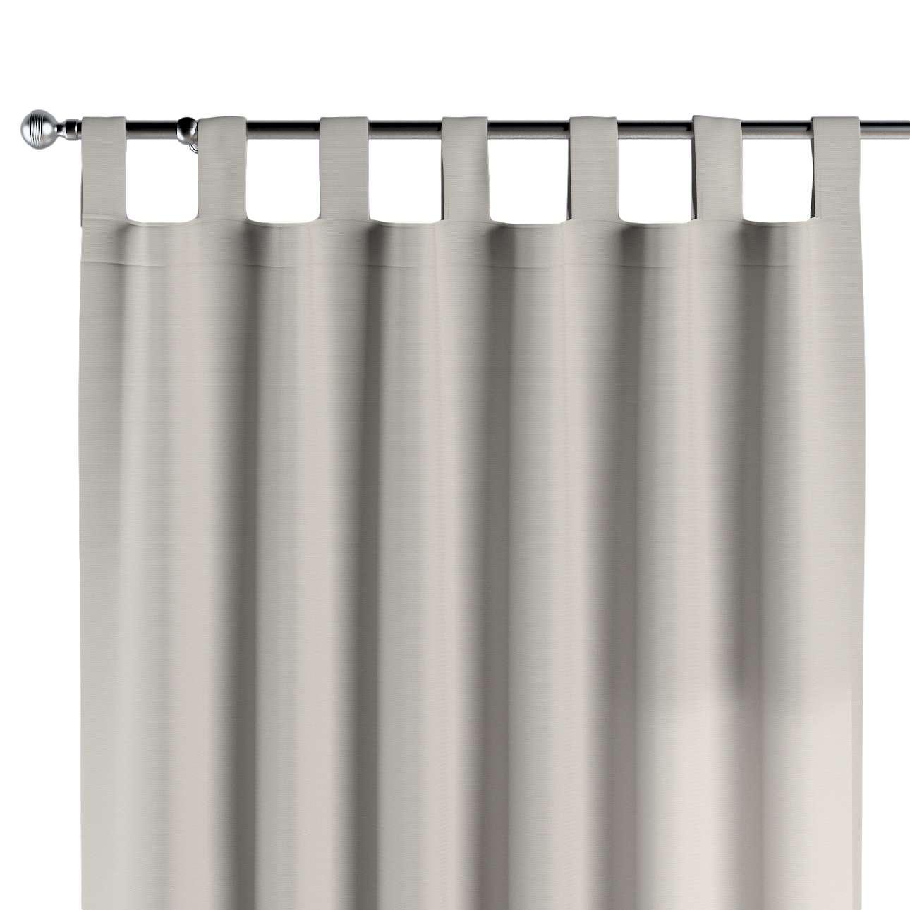 Gardin med stropper 130 x 260 cm fra kollektionen Cotton Panama, Stof: 702-31
