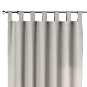 Zasłona na szelkach 1 szt. 1szt 130x260 cm w kolekcji Cotton Panama, tkanina: 702-31
