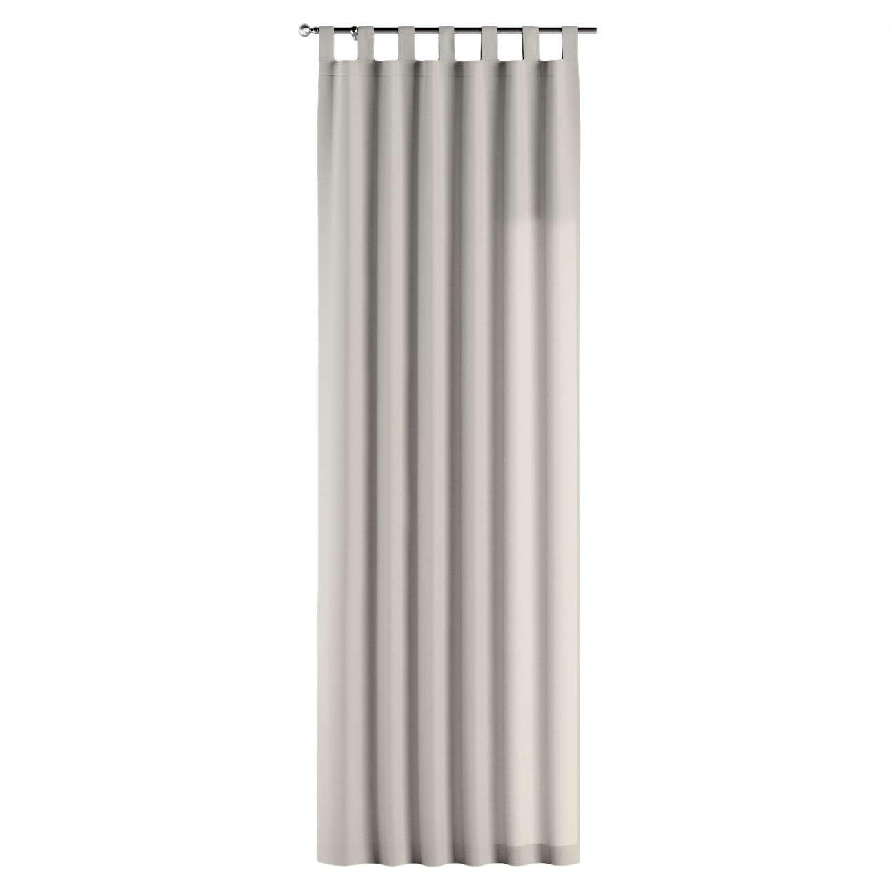 Kilpinio klostavimo užuolaidos 130 x 260 cm (plotis x ilgis) kolekcijoje Cotton Panama, audinys: 702-31