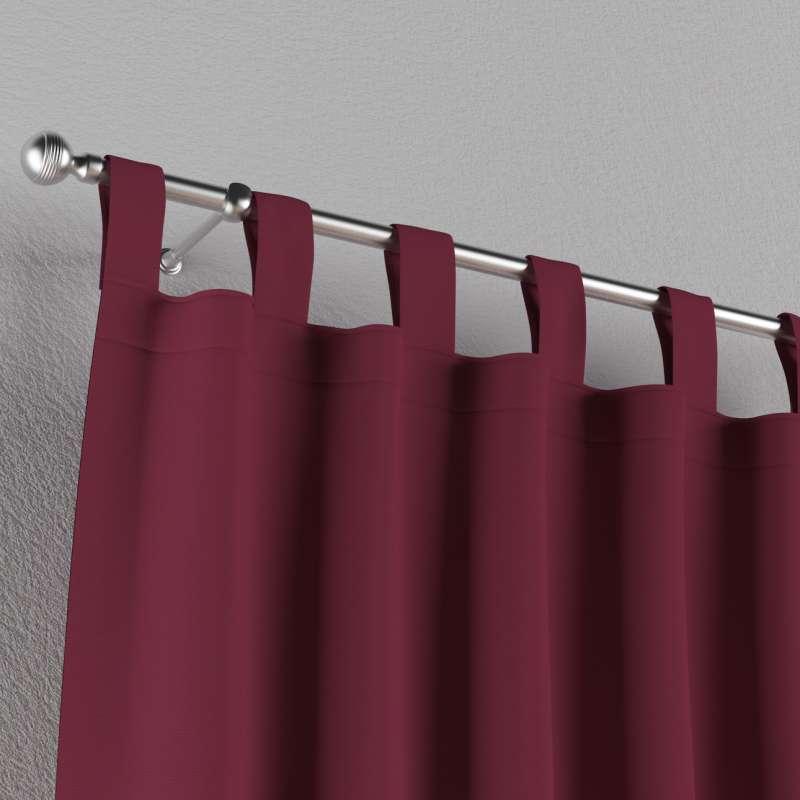 Záves na pútkach V kolekcii Cotton Panama, tkanina: 702-32