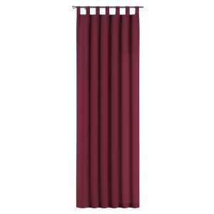 Gardin med hällor 1 längd 130 x 260 cm i kollektionen Panama Cotton , Tyg: 702-32