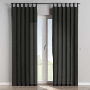 Tab top curtains 130 × 260 cm (51 × 102 inch) in collection Jupiter, fabric: 127-99